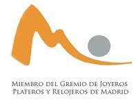 Miembro de Gremio de Joyeros de Madrid